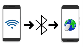 how to share phone wifi internet with other device