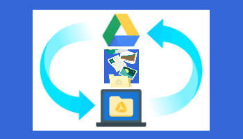 backup and sync desktop app from Google