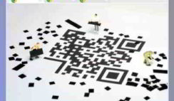 generate qr code for a webpage using google chrome
